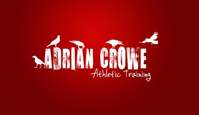 Adrian Crowe Athletic Training - New Card Front (JPG) - Large