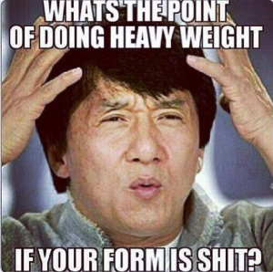 Form Is Shit