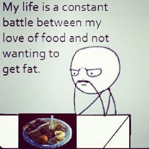 Food vs Fat